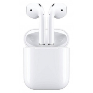 Wireless Bluetooth Apple AirPods (2019) MV7N2 Original με Θήκη Φόρτισης 190199098572