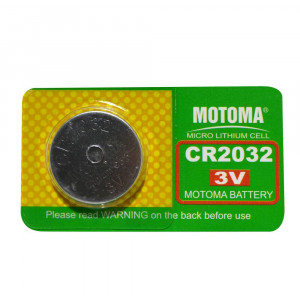 Buttoncell Motoma CR2032 Pcs. 1 19278