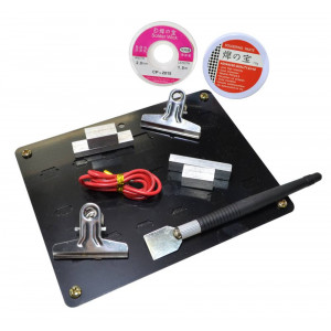 Multifunction Repair Station with Soldering Materials 7 in 1 20053