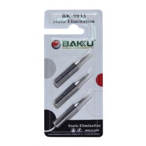 Soldering Nose Set Bakku 900M-T-S 3 Pieces 2007122801780