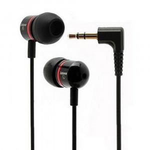 Ανταλλακτικό Ακουστικό Jabees Stereo in-Earbud 3.5 mm Μαύρο 50 cm για Hands Free - Bluetooth 20259
