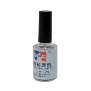 UV Glue Remover Evobond Debonder AD-1 10ml 20334