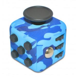 Fidget Cube 6 Sides Blue 20532