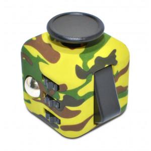 Fidget Cube 6 Sides Green 20533