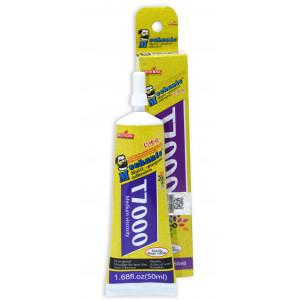 Κόλλα για Μηχανισμούς Αφής T7000 (50 ml) και Πολλαπλών Χρήσεων Titanium Color 21025