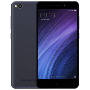 Xiaomi Redmi 4A Dual Sim 2GB/16GB Dark Grey (Global Version) 21738
