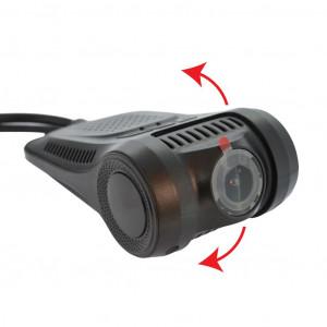 Καταγραφική Κάμερα Αυτοκινήτου RS301 1080p/30fps FullHD, Γωνία Λήψης 170°, Νυχτερινή Λειτουργία, Καταγραφή Φωτό & Βίντεο 22923