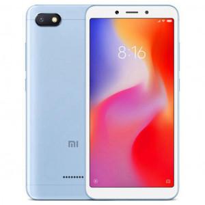 Xiaomi Redmi 6A Dual Sim 2GB/16GB Μπλε (Global Version) 23212