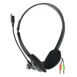 Ακουστικά Stereo KOMC KM-800 Μαύρα 24044
