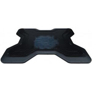 Laptop Cooler Mobilis 5218 Μαύρο για Φορητούς Υπολογιστές έως 14 24046