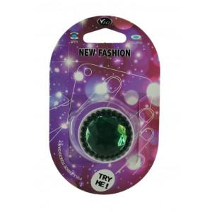 Pop Βάση Κινητού Strass Diamond Πράσινο 25643