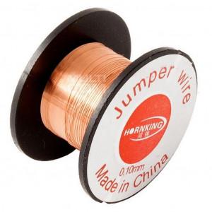 Σύρμα Jumper Hornking 0,1mm 25716