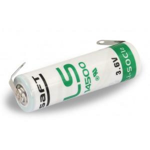 Μπαταρία Λιθίου Saft LS 14500 Li-ion 250mAh 3.6V AA με Λαμάκι στους Ακροδέκτες 26378