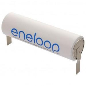 Μπαταρία Επαναφορτιζόμενη Panasonic eneloop BK-3MCCE Type U 1900 mAh size AA Ni-MH 1.2V με παράλληλα λαμάκια στους ακροδέκτες 27174
