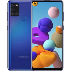 Samsung SM-A217F Galaxy A21s Dual Sim 6.5' 4G 3GB/32GB Μπλέ 28133