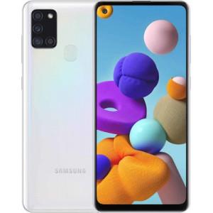 Samsung SM-A217F Galaxy A21s Dual Sim 6.5' 4G 3GB/32GB Λευκό 28134