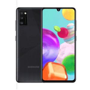 Samsung SM-A415F/DS Galaxy A41 Dual Sim 6.1 4GB/64GB Μαύρο 28451