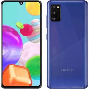 Samsung SM-A415F/DS Galaxy A41 Dual Sim 6.1 4GB/64GB Μπλέ 28453