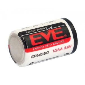 Μπαταρία Eve 14250 Li-ion 3.6V 1/2AA 28595