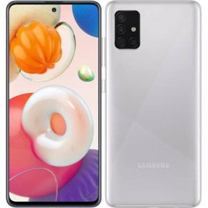 Samsung SM-A515F/DS Galaxy A51 Dual Sim 6.5 4G 4GB/128GB Ασημί 28821