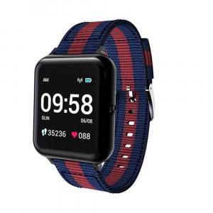 Smartwatch Lenovo S2 IP67 180mAh V4 IPS.2 1.4 Μαύρο 29108