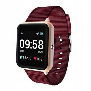 Smartwatch Lenovo S2 IP67 180mAh V4 IPS.2 1.4 Χρυσαφί 29109