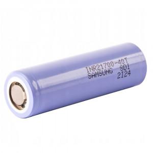 Επαναφορτιζόμενη Μπαταρία Βιομηχανικού Τύπου Samsung 21700 INR21700-40T  Li-ion 3.6V 4000mAh 40A 29784