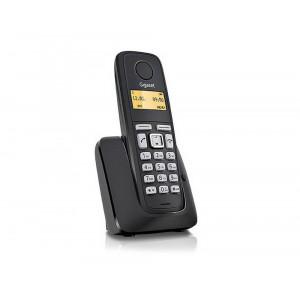 Ασύρματο Ψηφιακό Τηλέφωνο Gigaset A120 Μαύρο 4250366827025