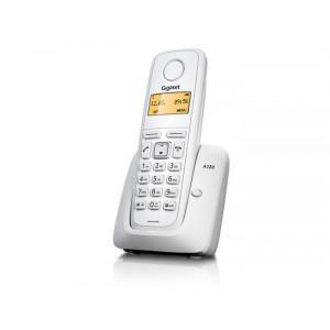 Ασύρματο Ψηφιακό Τηλέφωνο Gigaset A120 Λευκό 4250366829746