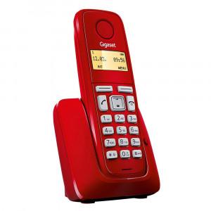 Ασύρματο Ψηφιακό Τηλέφωνο Gigaset A120 Κόκκινο 4250366829753
