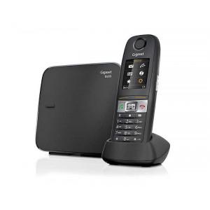 Ασύρματο Ψηφιακό Τηλέφωνο Gigaset E630 Μαύρο με Δόνηση και Υποδοχή Hands Free 4250366833705