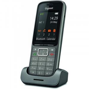 Ασύρματο Ψηφιακό Τηλέφωνο Gigaset SL750 H Pro Μαύρο με Bluetooth 4250366844459