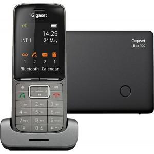Ασύρματο Ψηφιακό Τηλέφωνο Gigaset S750 Pro Μαύρο με Bluetooth 4250366844473