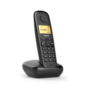 Ασύρματο Ψηφιακό Τηλέφωνο Gigaset A270 Μαύρο 4250366850900