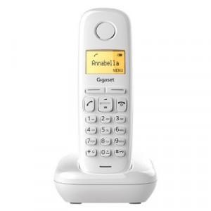 Ασύρματο Ψηφιακό Τηλέφωνο Gigaset A270 Λευκό 4250366851860