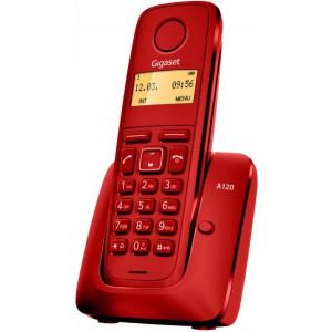 Ασύρματο Ψηφιακό Τηλέφωνο Gigaset A170 Κόκκινο 4250366853109