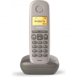 Ασύρματο Ψηφιακό Τηλέφωνο Gigaset A270 Γκρι 4250366853116