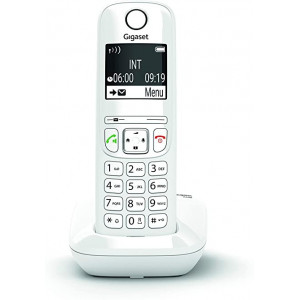 Ασύρματο Ψηφιακό Τηλέφωνο Gigaset AS690 Λευκό 4250366854823