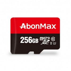 Κάρτα Μνήμης AbonMax MicroSDXC 256GB Class 10 UHS-I U3 4713375782070