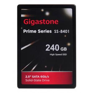 Σκληρός Δίσκος Gigastone SS-8401 Prime Series 240GB SSD 4716814072602