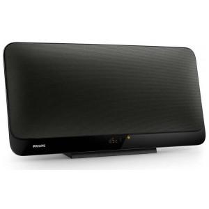 Ηχοσύστημα Micro Philips 20W Multipair BTM2460 Μαύρο με MP3-CD, MP3 Link,USB Θύρα και Bluetooth Multipair 4895185606071