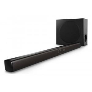 Soundbar Philips HTL3160B/12 200W 3.1 CH Wireless Subwoofer,Bluetooth, NFC, HDMI ARC, Dolby Digital, Dolby pro-logic 2 4895185610337