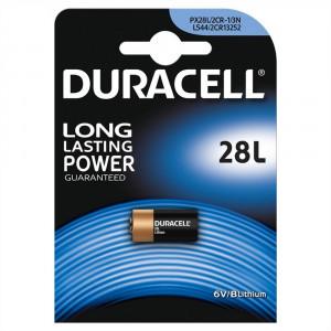Battery Duracell B Lithium Long Lasting Power 28L / PX28L 6V Pcs. 1 5000394002838