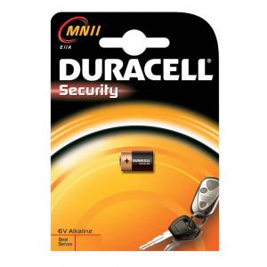 Μπαταρία Αλκαλική Security Duracell MN11 size E11A 6 V Τεμ. 1 5000394015142