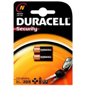 Μπαταρία Αλκαλική Security Duracell LR1 1.5V size MN9100 Τεμ. 2 5000394203983