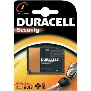 Μπαταρία Αλκαλική Security Duracell 7K67/539/KJ 6V size 4LR61 Τεμ. 1 5000394767102