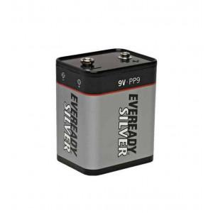 Battery Eveready Silver PP9 9 V Pcs 1 5010419123516