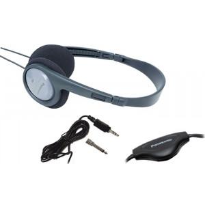 Ακουστικά Stereo Panasonic RP-HT090 Γκρι 5025232274444