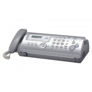 Fax Panasonic KX-FP205GR-S με Ελληνικό Μενού 5025232393824