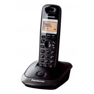 Ασύρματο Ψηφιακό Τηλέφωνο Panasonic KX-TG2511 (EU) Μαύρο 5025232546282